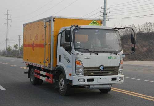 JHW5070XQYCDW爆破器材運輸車