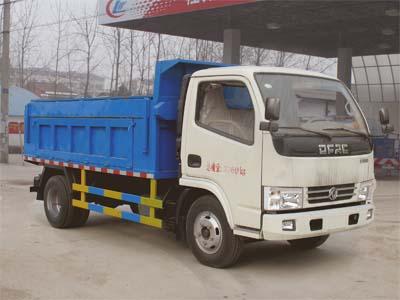 CLW5070ZLJD5自卸式垃圾车