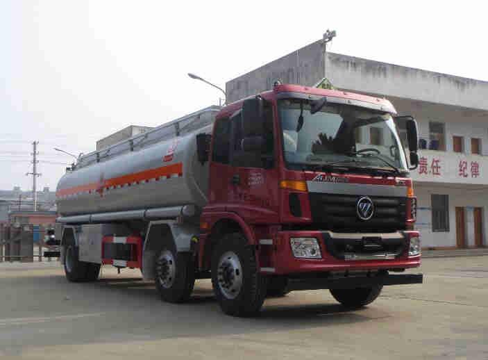 歐曼鋁合金運油車(汽柴油20.2立方)