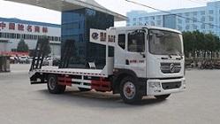 CLW5145TPBE5平板运输车