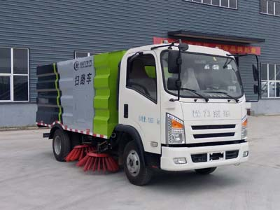 程力威牌CLW5070TSLCL5扫路车