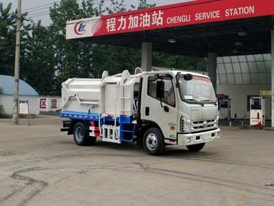 CLW5070ZDJB5压缩式对接垃圾车