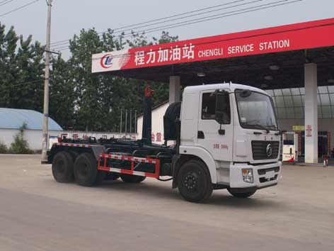 CLW5251ZXXD5车厢可卸式垃圾车