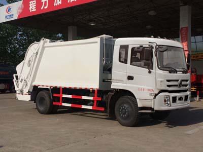东风特商垃圾车(10立方)