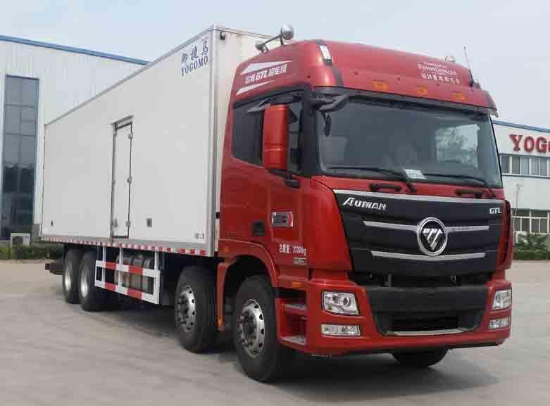 YJM5315XLC1冷藏车