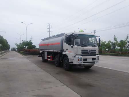東風天錦運油車(15噸汽柴油18.6立方)
