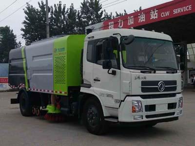 CLW5160TSLD5扫路车