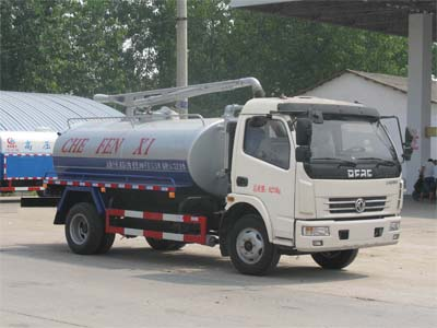 CLW5081GXEE5吸粪车
