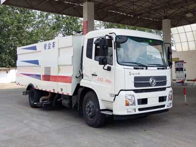 CLW5160TXC5吸尘车