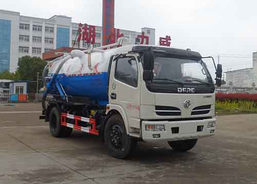 5吨吸污车污水排到哪里去?