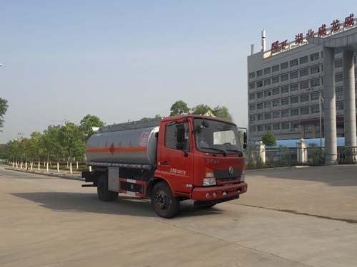 東風運油車(10噸汽柴油)油罐車加油車價格要多少錢