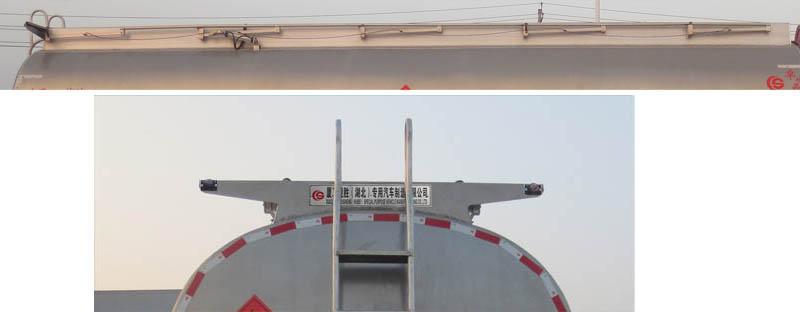 歐曼鋁合金油車19噸(柴汽煤油)圖片