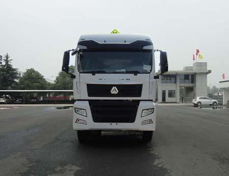 汕德卡鋁合金油車21噸(汽柴煤油)圖片