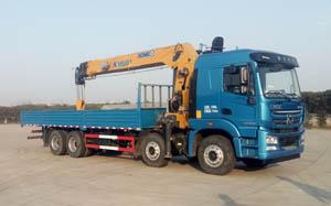 (12-16吨吊机)徐工汉风随车起重运输车