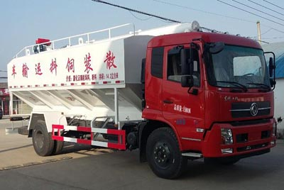 CLW5165ZSLD5散装饲料运输车