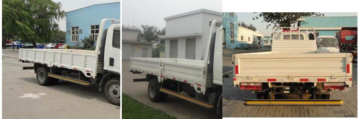 CA1041P40K2L1E5A84平头柴油载货汽车
