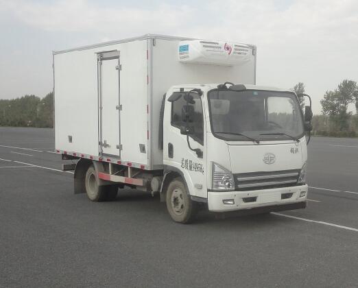 CA5041XLCP40K17L1E5A84冷藏车