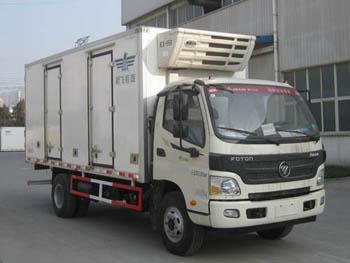 XKC5080XLC5B冷藏车