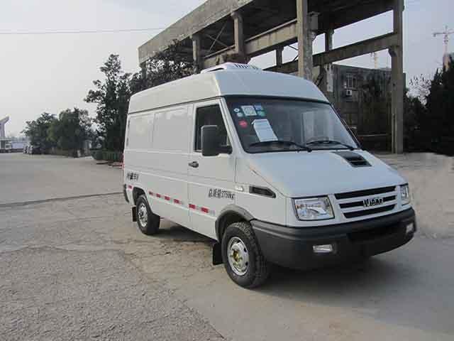 ZJL5037XLCV5冷藏车