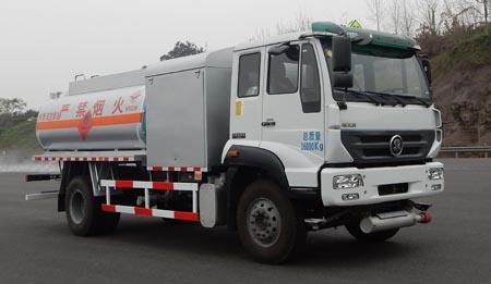 SCZ5160GJYF5飞机加油车
