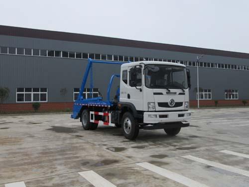 东风T3摆臂式垃圾车