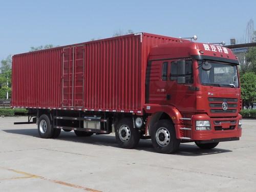 SX5250XXYMP5厢式运输车