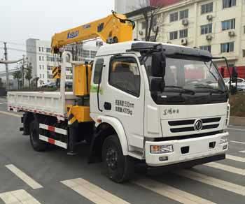 EQ5040JSQZMV随车起重运输车