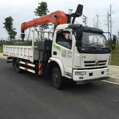 EQ5100JSQZMV随车起重运输车
