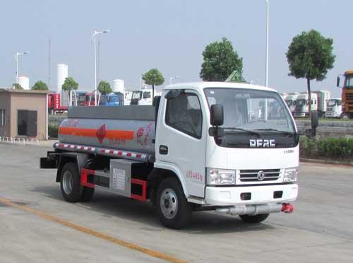 東風凱普特加油車(5噸)
