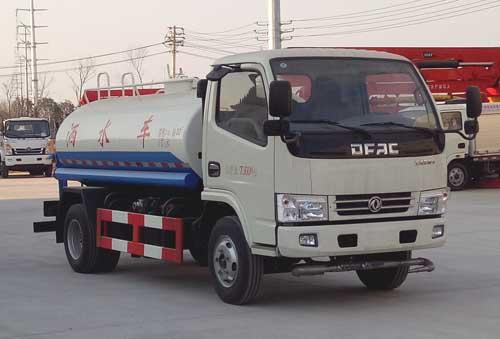 華專一牌東風5噸灑水車