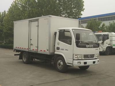 东岳特殊作业工程车图片