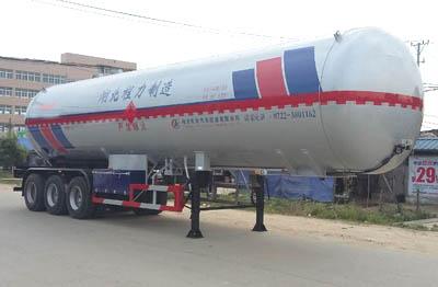 57.2立方混合液化气体运输半挂车