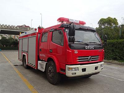 WHG5110GXFPM35泡沫消防车