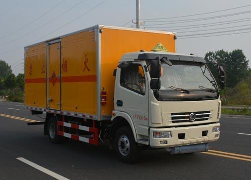 JHW5111XQYE爆破器材運輸車