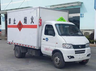 CLW5032XRY5易燃液體廂式運輸車