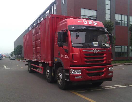 CA5250XXYP1K2L7T3E5A80-3厢式运输车