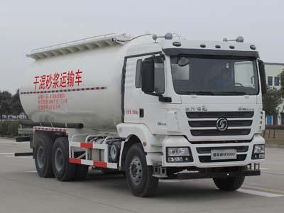 陕汽工程车图片