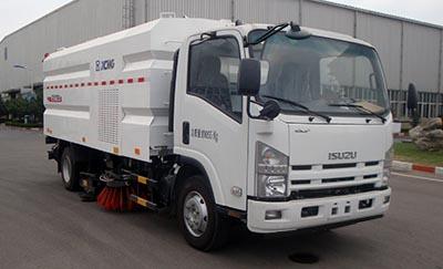 XZJ5100TXSQ5洗扫车