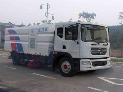 CLW5182TXSD5洗扫车