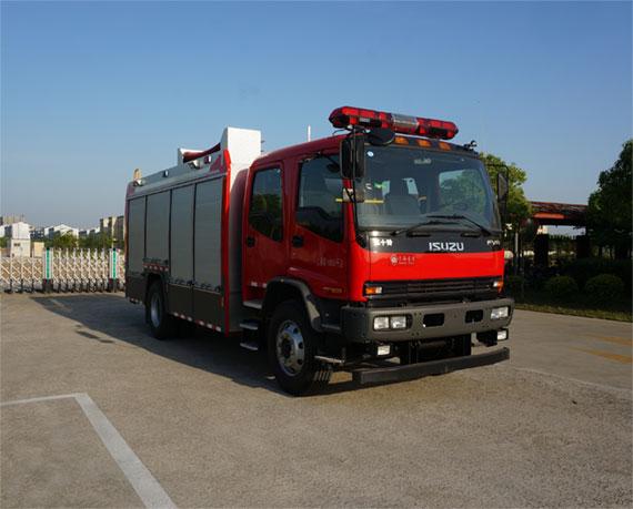 JDX5160GXFSG60/W5水罐消防车