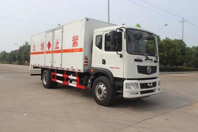 SCS5180XRYEQ易燃液體廂式運輸車