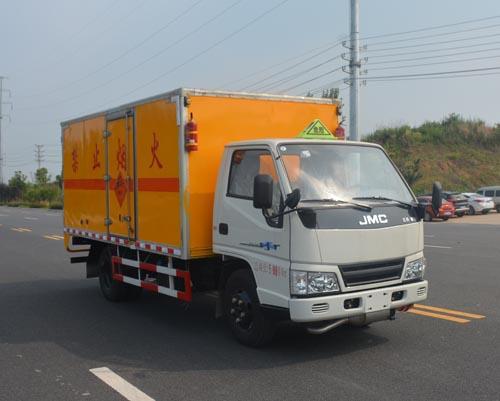 JHW5060XQYJ爆破器材運輸車
