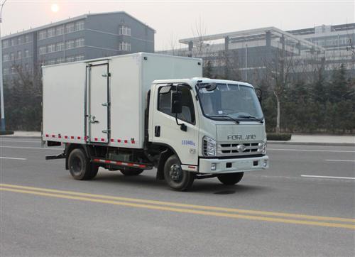 BJ5043XXY-J7厢式运输车