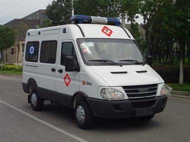 依维柯宝迪A32救护车
