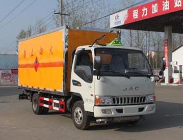 江淮4.35米气瓶运输车