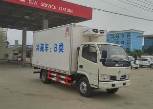 CLW5040XLC5冷藏车