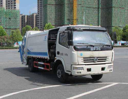 压缩式15吨垃圾车的维护保养