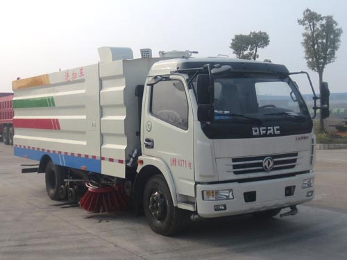 CSC5082TXS5洗扫车