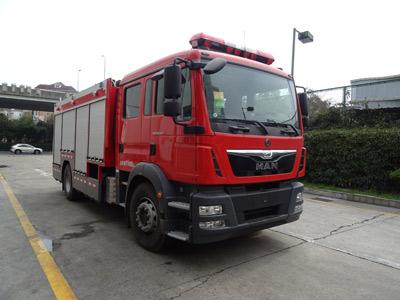 LLX5175GXFPM60/M泡沫消防车