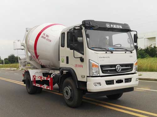 CSC5161GJBDY混凝土搅拌运输车